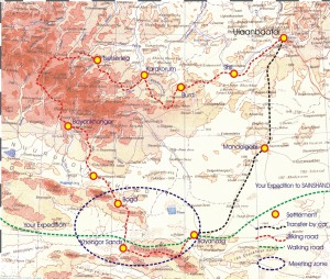Mongolia Gobi Desert Mountain Bike Expedition 1000 Mile Journeys