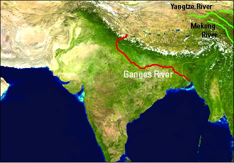 ganges-map-simple