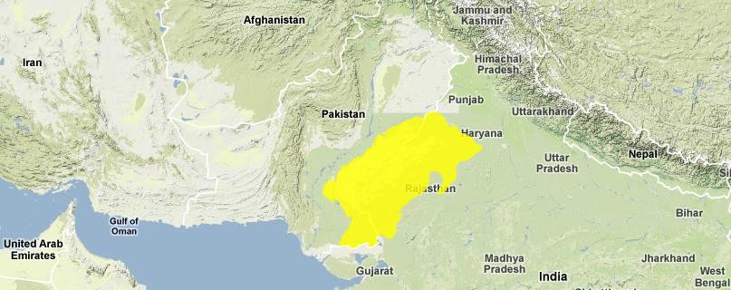 Thar Desert Rajasthan